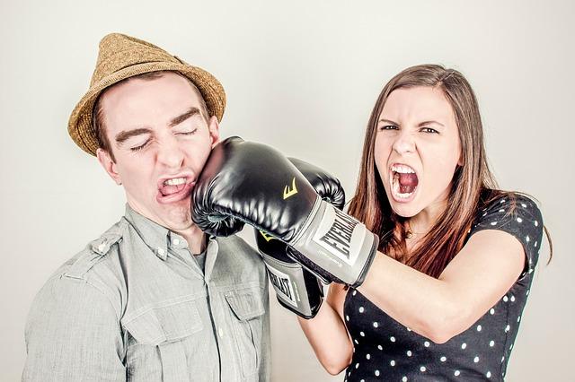 Jak se správně s partnerem hádat?