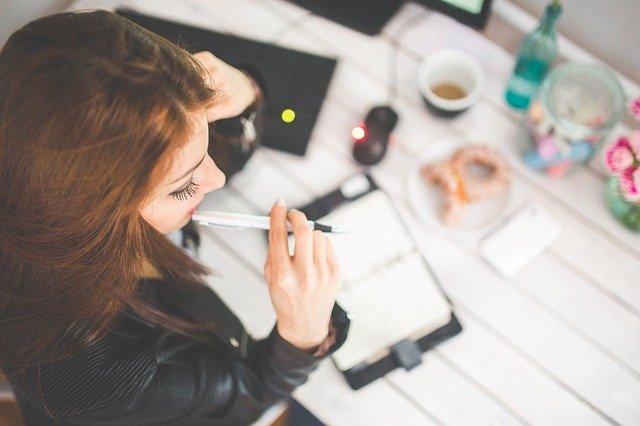 Jak si zpříjemnit práci?